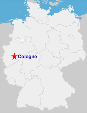 Take a Virtual Tour of Cologne