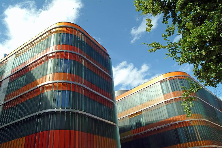 Molecular Sciences Building